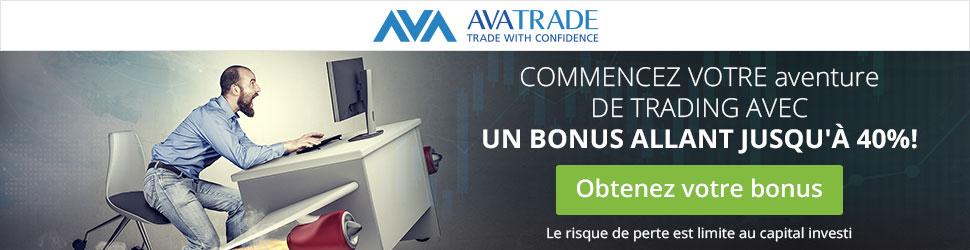 Avatrade Bonus 40